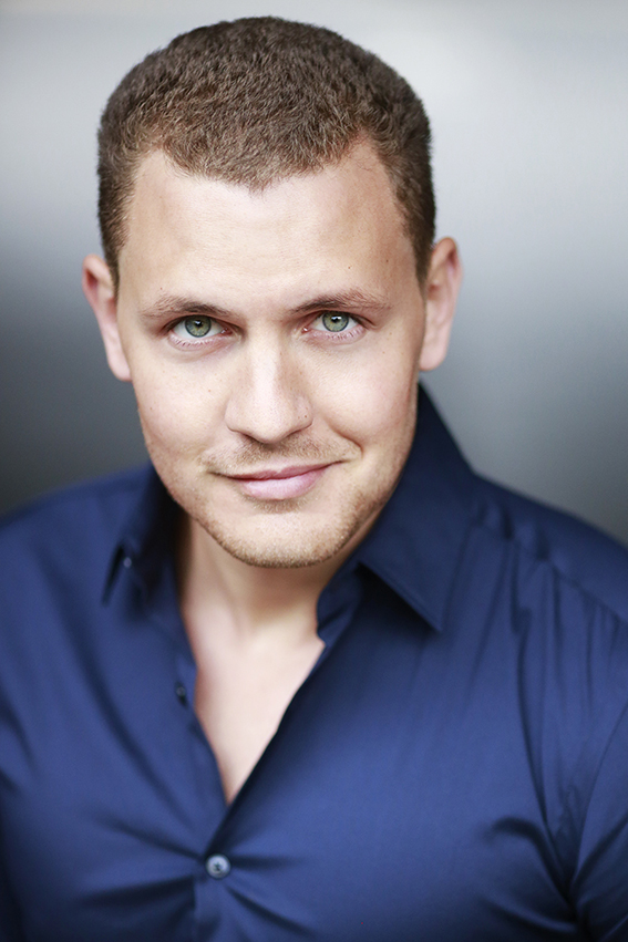 Headshot: Frankie Fairbrass @ Victoria Lepper Associates