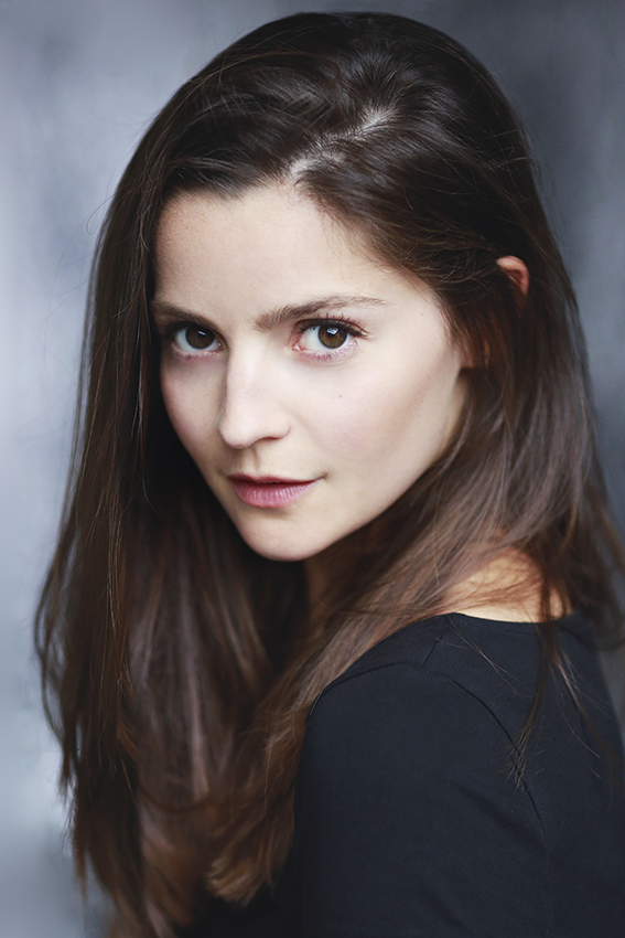 Headshot: Flora Spencer-Longhurst @ United